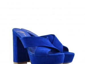 """ARIS TSOUBOS"" DESIGNER BLUE ELECTRIC – 1090 BLUE"