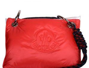 MONCLER Τσάντα γυναικεία F109B5L5021002SAM ΜΠΛΕ