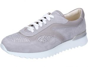 Xαμηλά Sneakers Cesare P. By Paciotti sneakers camoscio pelle