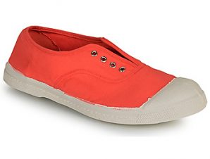 Xαμηλά Sneakers Bensimon TENNIS ELLY ΣΤΕΛΕΧΟΣ: Ύφασμα & ΕΠΕΝΔΥΣΗ: Φυσικό ύφασμα & ΕΣ. ΣΟΛΑ: Φυσικό ύφασμα & ΕΞ. ΣΟΛΑ: Καουτσούκ
