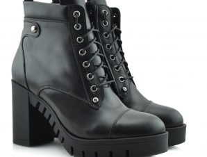 """""""ARIS TSOUBOS"""" DESIGNER BOOT WITH LACES – 20452"""