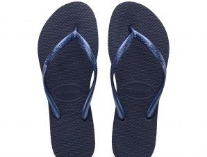 HAVAIANAS H.SLIM NAVY BLUE – 4000030-0555