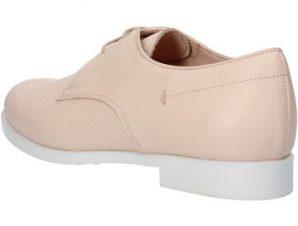 Παπούτσια Πόλης Tod's classiche rosa pelle AF909