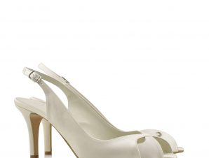 MOURTZI BRIDAL SHOES IVORY – 7-71203B