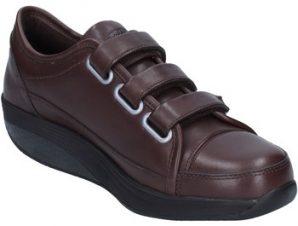 Xαμηλά Sneakers Mbt sneakers marrone pelle performance AC143