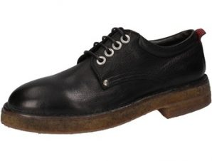 Xαμηλά Sneakers Moma classiche nero pelle AE334