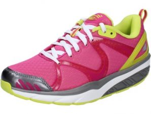 Xαμηλά Sneakers Mbt sneakers rosa fucsia tessuto dynamic BX898