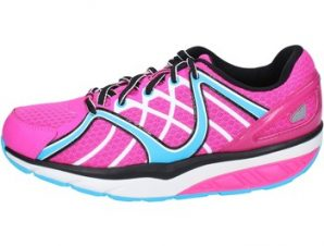 Xαμηλά Sneakers Mbt sneakers rosa fucsia tessuto dynamic BT20