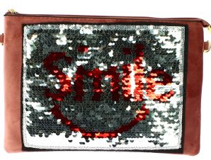 IQBAGS Γυναικείο Τσαντάκι OY14032-120 Ροζ – Ροζ – OY14032-120 PINK-IQBAGS-pink/4/12/95