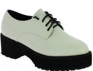IQSHOES Γυναικείο Casual 18.103.DS612 Λευκό – Λευκό – 18.103.DS612 WHITE-IQSHOES-white-36/4/5/81
