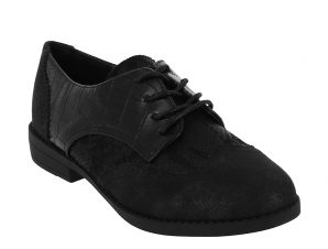 IQSHOES ΓΥΝΑΙΚΕΙΟ CASUAL 18.106.2AS-9415 Μαύρο – Μαύρο – 18.106.2AS-9415 BLACK-IQSHOES-black-37/4/1/68