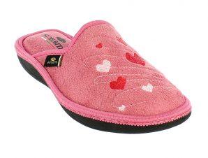 SPESITA Γυναικεία Παντόφλα 20-112 Ροζ – Ροζ – 20-112 PINK-pink-35/4/12/67
