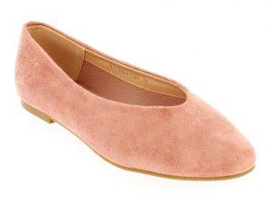 IQSHOES Γυναικεία Μπαλαρίνα 133.1K231 Ροζ – Ροζ – 133.1K231 PINK-pink-38/4/12/77