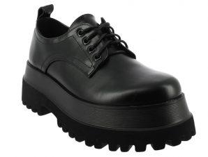 IQSHOES 92.N5500 Μαύρο Γυναικείο Casual – Μαύρο – 92.N5500 BLACK-black-36/4/1/81