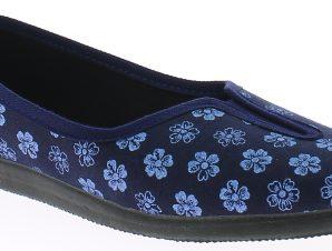 ANTRIN Γυναικεία Παντόφλα 35 Σιέλ – Μπλε – 35 SEIL-blue-36/4/10/81