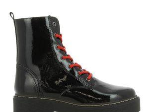 SPROX Μποτάκι Martens 36-41 – Μαύρο – SX515061/02/2/1/81