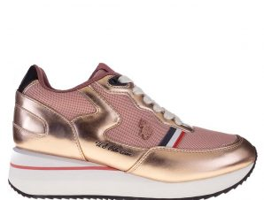 US POLO LIVY Sneaker 36-41 – Nude – US4127S1YM1/26/2/193/81