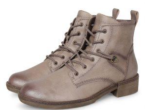 Tamaris Bootie 1-25116-27 Μαύρο